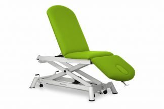 Electric treatment table for osteopathy - 3 sections - Vertical adjustment