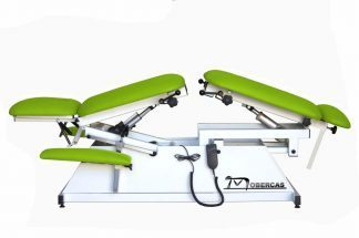 CHIOS - Electric treatment table customised for osteopathic and chiropractic care
