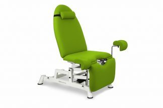 Electrical gynecological examination chair with 1 motor