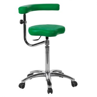 Triform chair with multifunctional armrests