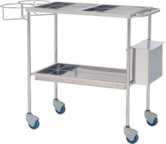 Treatment trolley - 105x45x80 cm