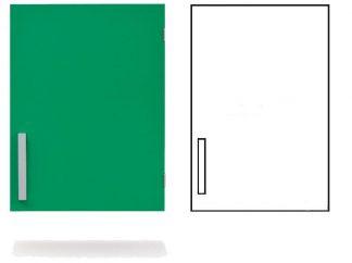 Wall cabinet - ISO-modul - 1 door