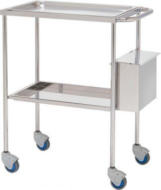Treatment trolley - 70x40x80 cm