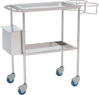 Treatment trolley - 92x40x80 cm