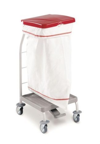 Clothing trolley - 70 Litres polyester bag
