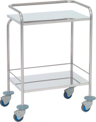 Sterilization trolley - 60x40x80 cm
