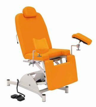 Electrical gynecological examination chair - Quiteria