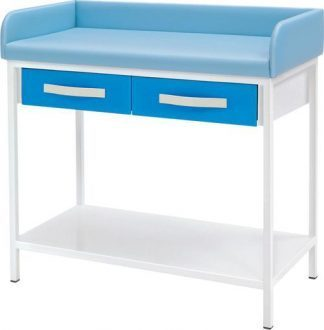 Changing table for children - Stationary - 2 drawers