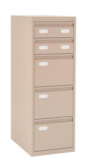 Archiving cabinet - 5 drawers