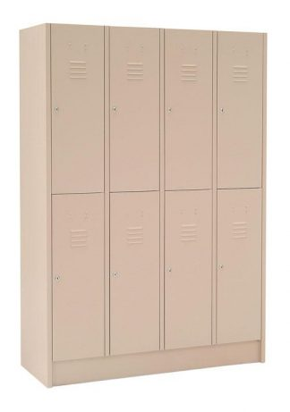 Clothes cabinet - 2 x 4 cabinet
