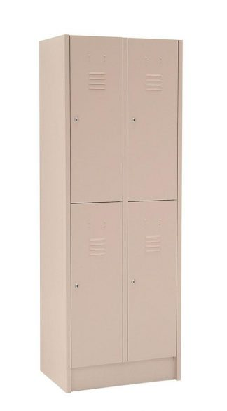 Clothes cabinet - 2 x 2 cabinet