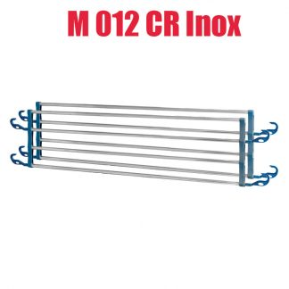 Side rails for beds - M012 CR Inox