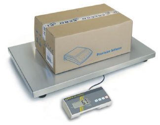Veterinary scale with digital display - Extra large - 150-300 kg
