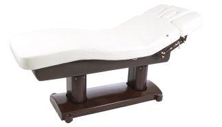 Electrical spa bed - 4 motors - Brown base
