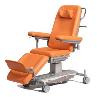 Multifunctional dialysis chair - 5 motors