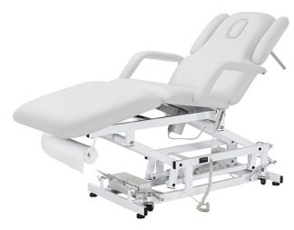 Electric treatment table - 3 sections - Fysiology - Advanced technology and design (2234A)