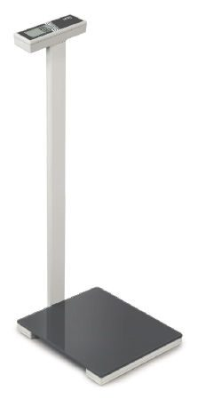 Pillar scale with digital display - Max 250 kg
