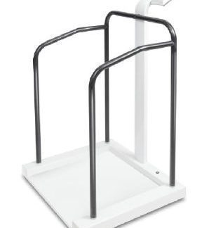 Scale with hand rails - Class III - BMI function - Max 400 kg