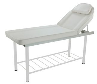 Stationary treatment table - 2 sections