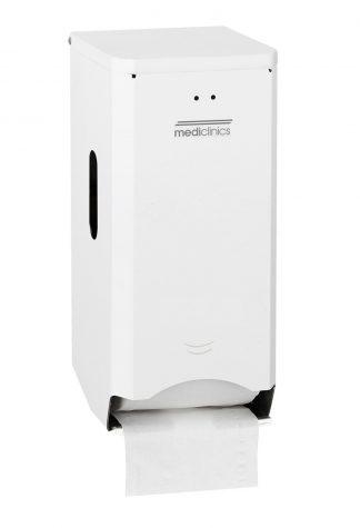 Industrial dispenser for toilet paper - Round - Vertical