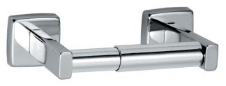 Toilet paper holder in stainless steel (AISI 304) - Model 4
