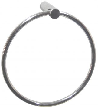 Towel ring in Stainless Steel (AISI 304) - Ring-shaped