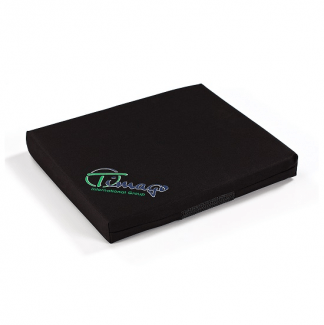 Soft seat cushion for wheelchairs