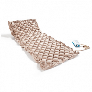 Anti-decubit bubble mattress with pump - 200 x 90 x 7 cm