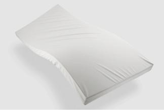 Polyurethane hospital mattress - Protection made with cotton (washable)
