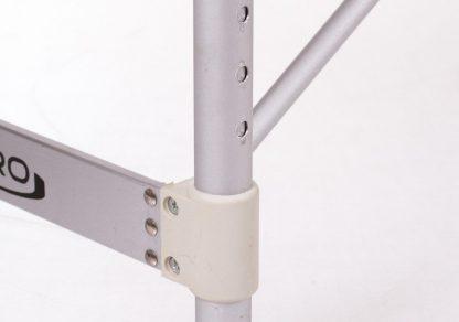 Foldable massage table - RESTPRO® Alu 2 - Aluminum