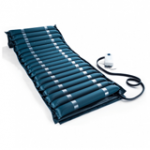 Pressure relief cushions and mattresses