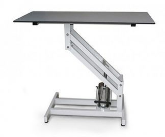 Hydraulic exploration table