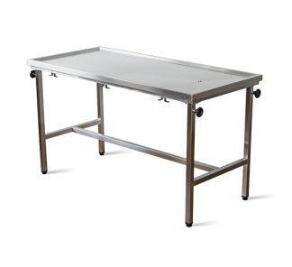 Demountable surgery table