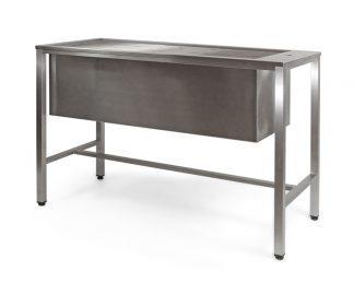 York stainless steel tub