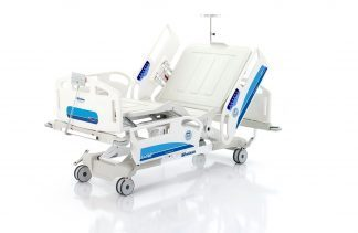 Multifunctional Intensive Care Bed (ICU) with 4 motors