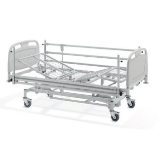 Hospital bed with wheels - Electric - Adjustable side rails - Symphony A13235