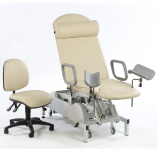 Medicare Deluxe Gynaecology Couch