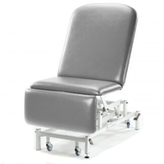 Medicare Bariatric Drop End Couch (Single Foot)