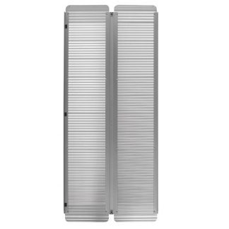 Foldable ramp - Max. Length: 181 cm - Max: 272 kg