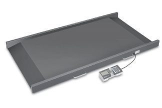 Examination table scale - Class III - Max 300 kg