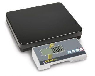 Industrial scale - Can be used with batteries - Max 150 kg
