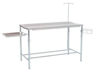 Examination table for veterinarians - With accessories