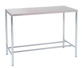 Examination table for veterinarians