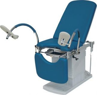 Electrical gynegological and urology chair with foot support (new model)