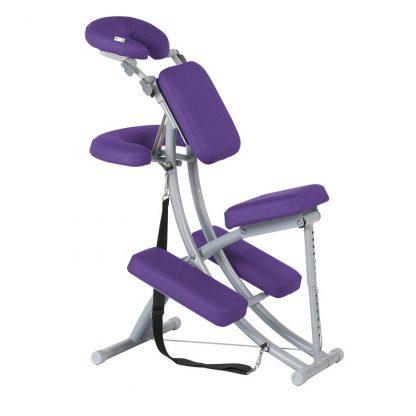 Multifunctional massage chair - Aluminium frame