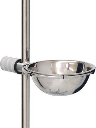 Drip bowl with bracket