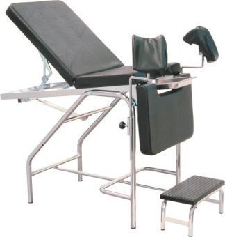 Hydraulic gynecological examination chair - Light weight