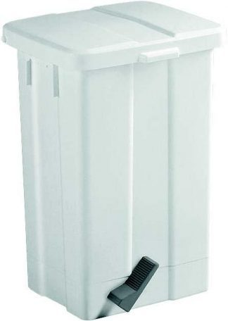 Waste basket with foot pedal - 25 Litres