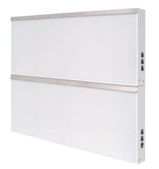Cabinet - 110x10x96 cm - 6 fluorescent lighting