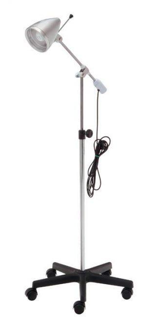 Examination lamp - Light bulb 100W - PVC base - Light bulb: 1000 hours